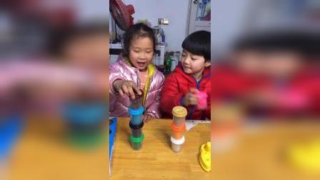 少儿:跟姐姐一起做游戏