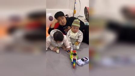 少儿:和小孩子一起玩