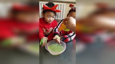 童年趣事:手好脏啊,小朋友要讲卫生