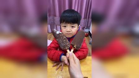 少儿:今天可以吃雪糕啦