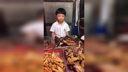 少儿:今天我卖鸭腿