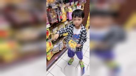 少儿:我要吃芒果干