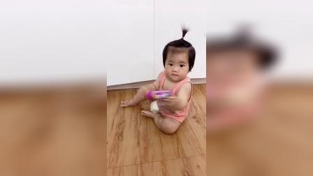 少儿:宝贝给你彩虹糖吃