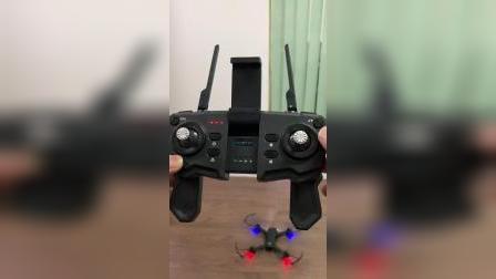 电调无人机室内起飞教程.MOV