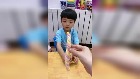 少儿:我有新的糖吃啦