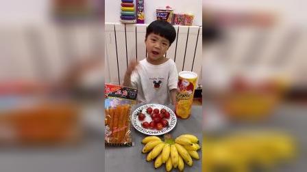 少儿:我想吃你的零食