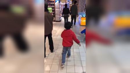 少儿:和妈妈一起去逛超市