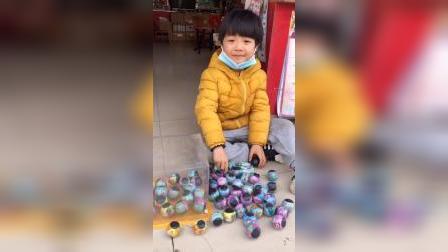 少儿:这么多玩具呀