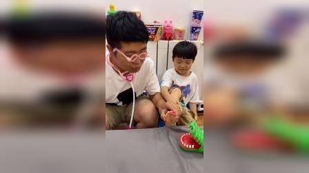 少儿:被鳄鱼咬到了
