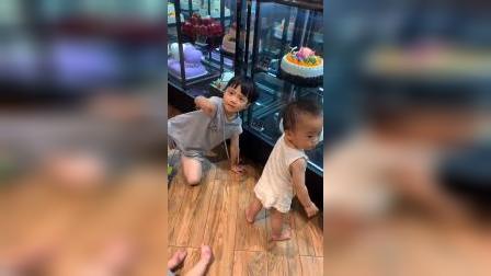 少儿:一起去选蛋糕啦
