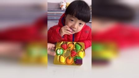 少儿:今天吃水果棉花糖