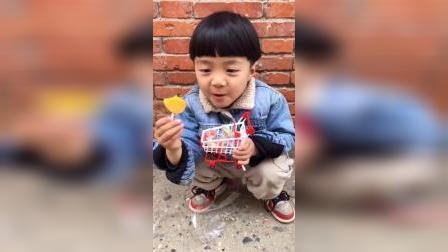 少儿:这个糖真的好吃