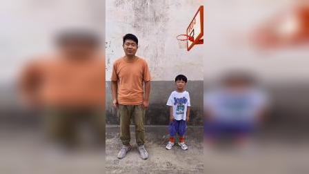 少儿:比赛投篮啦
