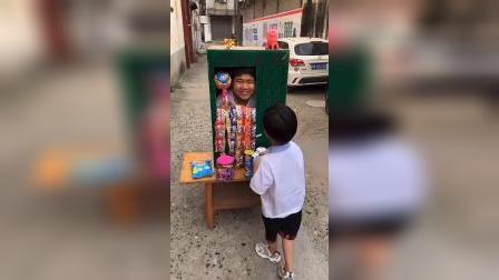 少儿:妈妈我想吃棒棒糖
