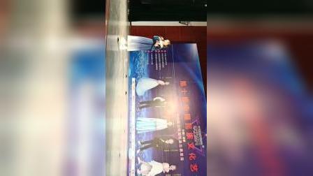 2020第十届中华民族文化艺术盛典曼音朗域声乐张桐睿《隐形的翅膀》