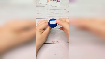 家里用过的气球给孩子做个不到翁玩具