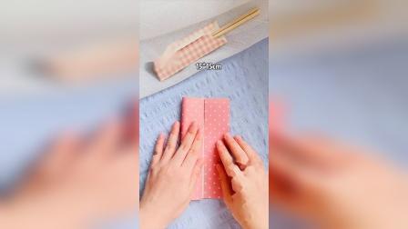 简单好看的闺蜜版纸筷子套了解一下