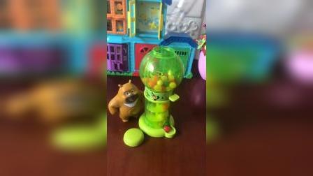 熊二的糖果机