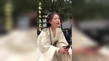 赵露思七段高音大挑战,她来了她来了,她带着挑战走了