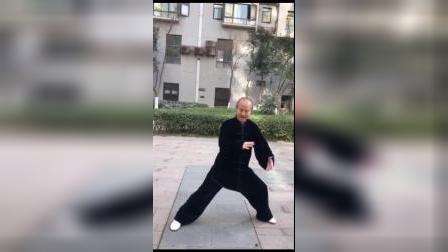 28式太极拳教学