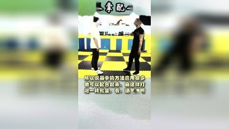 传统武术中掌是用来打头的,拳是用来打躯干的