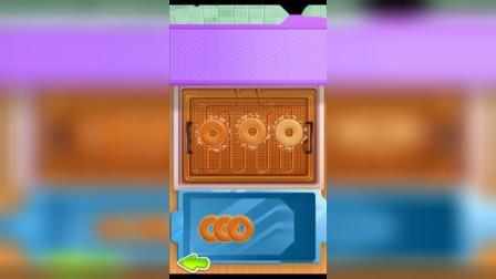 制作甜甜圈小游戏,开始油炸甜甜圈吧!