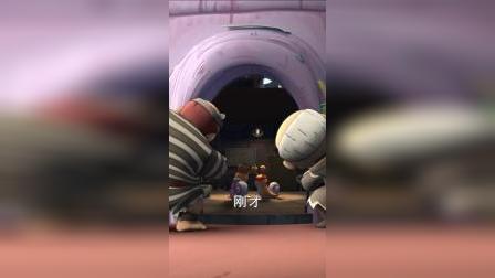 搞笑动画:蜗牛可以实现过肩抱吗?
