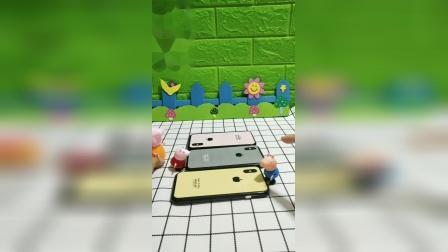小猪佩奇发现手机,以为乔治拿了猪妈妈的钱,叫猪妈妈来看