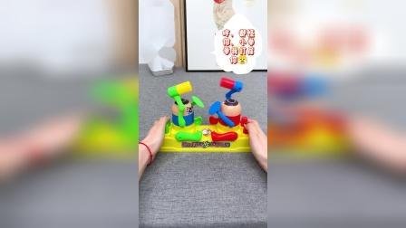 这样的互打玩具,我要被笑死了!沙雕,好想玩