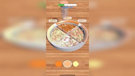 小游戏:你能把三个色都分开吗
