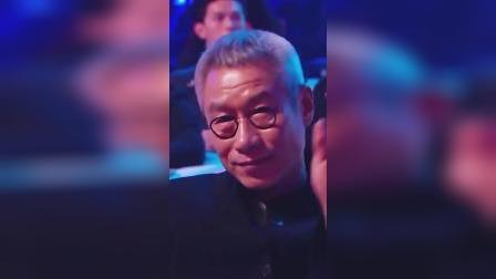 王刚三婚和妻子相差20岁,站在一起像父女!#国家一级演员