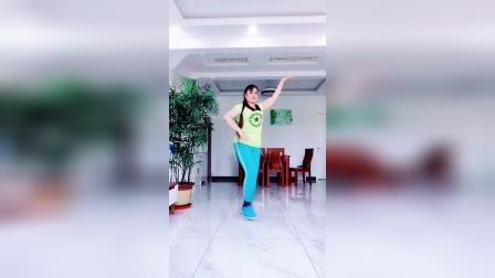 彩苒广场舞【我的国】歌声豪迈 舞曲动感时尚现代舞手机版