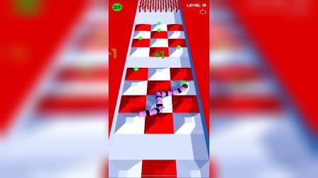 小游戏:毛毛虫爬的好快呀