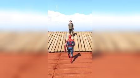 蜘蛛侠:管子太烫手了