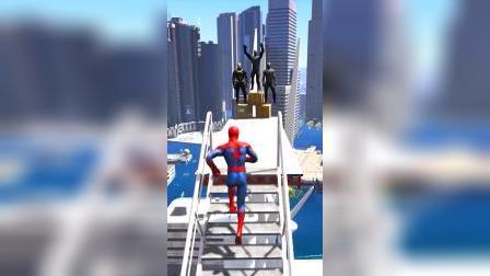 蜘蛛侠:挑战绿巨人