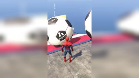 蜘蛛侠:派大星的吨位不是盖的