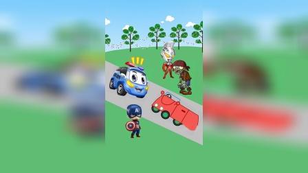 儿童动画:乔治的小汽车回来了
