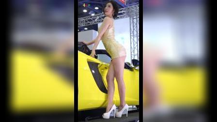 1003-06 2019汽车沙龙 美女模特宋姝儿(36