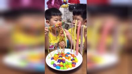 童年趣事:这啥糖?没听清楚