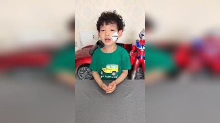 亲子游戏:宝宝的脸怎么了呢