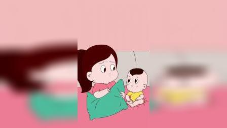 """画萌娃:当妈妈""""失忆""""以后"""
