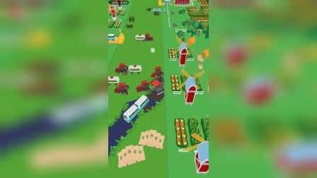 小游戏:这个割草车好厉害