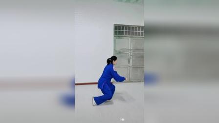 新编28式太极拳教学视频