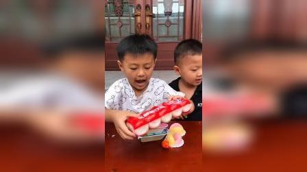 美好的童年:你有什么啊小朋友