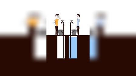 情感动画:千万不要和奸人做朋友,你会吃大亏的!