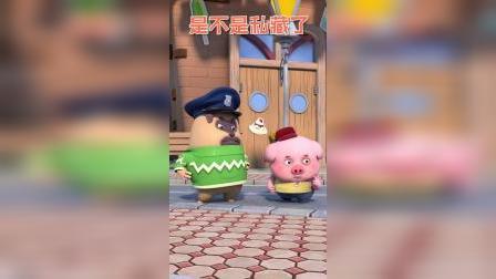 小猪小猪饭量大,一口吃得你害怕!