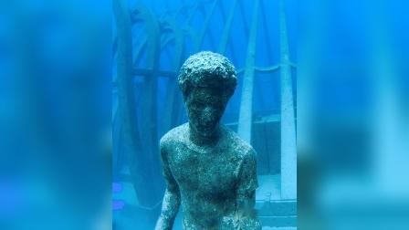 大堡礁水下艺术博物馆——南半球首个水下艺术博物馆