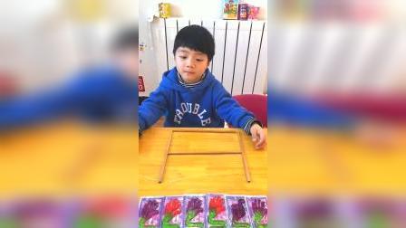 童年趣事:只要挪动筷子,就奖励手掌糖