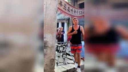 陈浩民新剧南拳大师