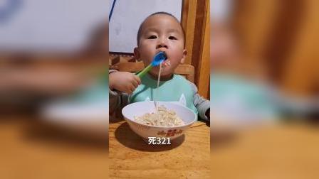 童年趣味:家常便饭,宝宝自主进食
